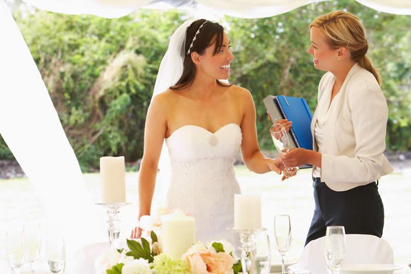Jouw onvergetelijke huwelijksdag met behulp van een weddingplanner