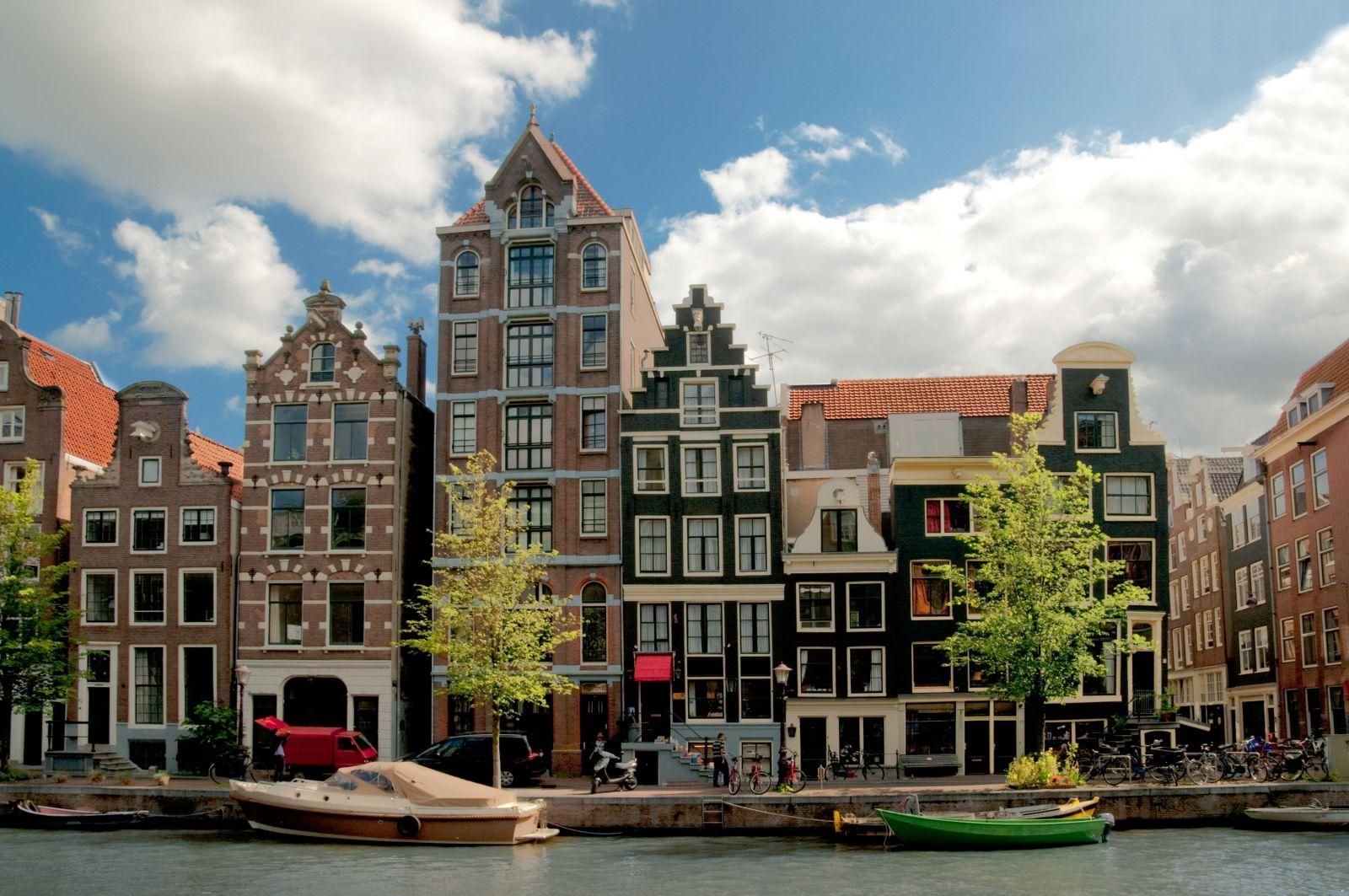 Boottocht door Amsterdamse grachtengordel