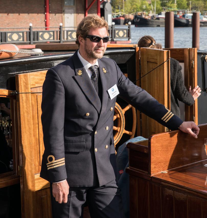 Boottochten van Boot Huren Amsterdam