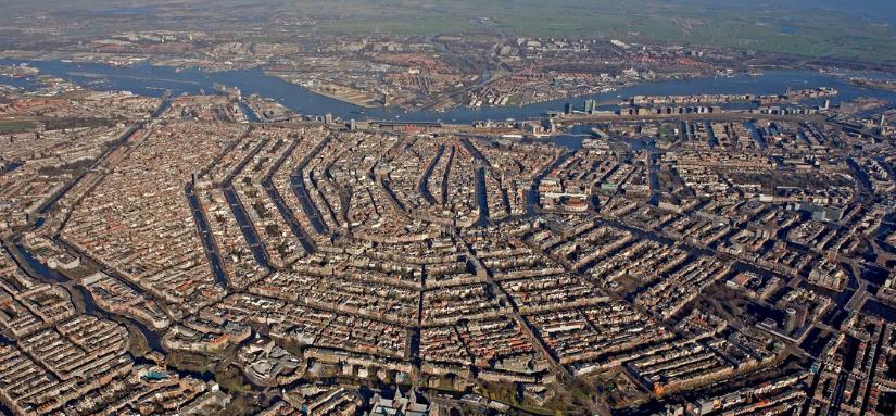 Boottocht door Amsterdam centrum