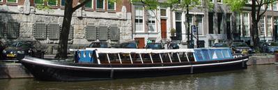 Баржа для каналов Hildebrand Амстердам
