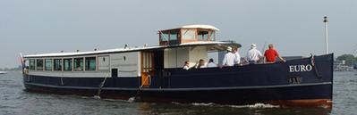 IJ boot Peter de Grote Amsterdam