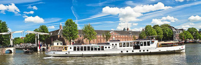 IJ boat Wapen van Amsterdam Amsterdam
