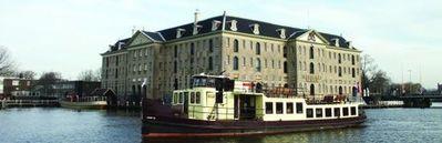 IJ boat IJveer XI Amsterdam