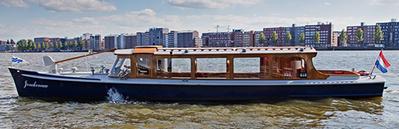 Salonboot Jonckvrouw Amsterdam