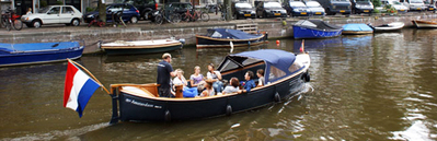 Schaluppe  Fleur Amsterdam