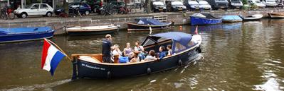 Chaloupe Fleur Amsterdam