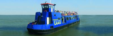 IJ boat Boot 1 Amsterdam