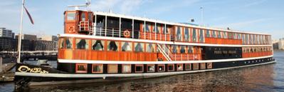 IJ boat Prins van Oranje Amsterdam
