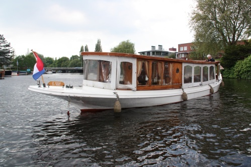 Salonboot Najade