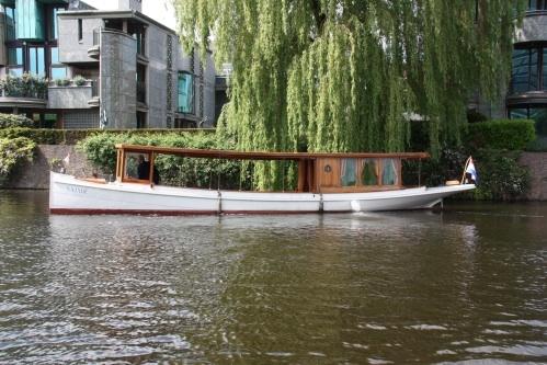 Лодка для каналов Najade