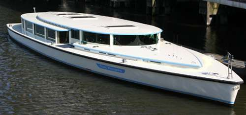 Лодка для каналов Stan Huygens