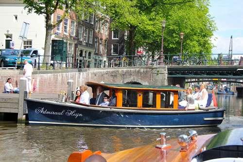 Bateau-salon Admiraal Heijn