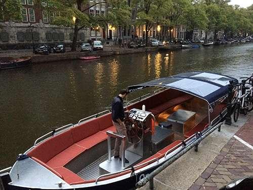 Открытая лодка Amigo