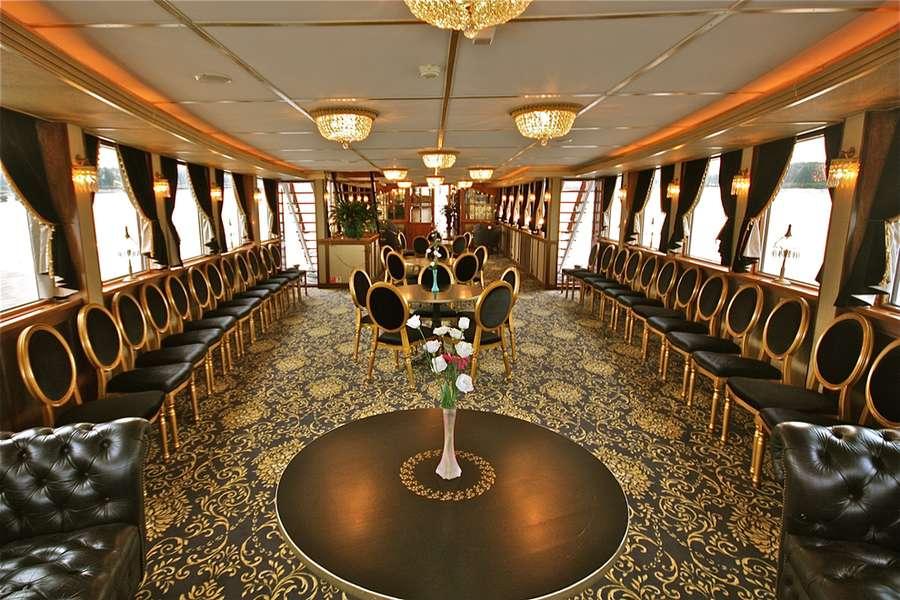 IJ boat Prins van Oranje