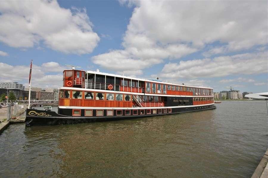 IJ boot Prins van Oranje