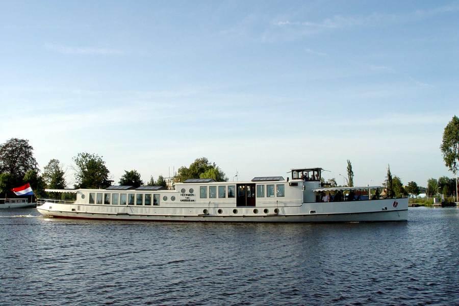 IJ boot Wapen van Amsterdam