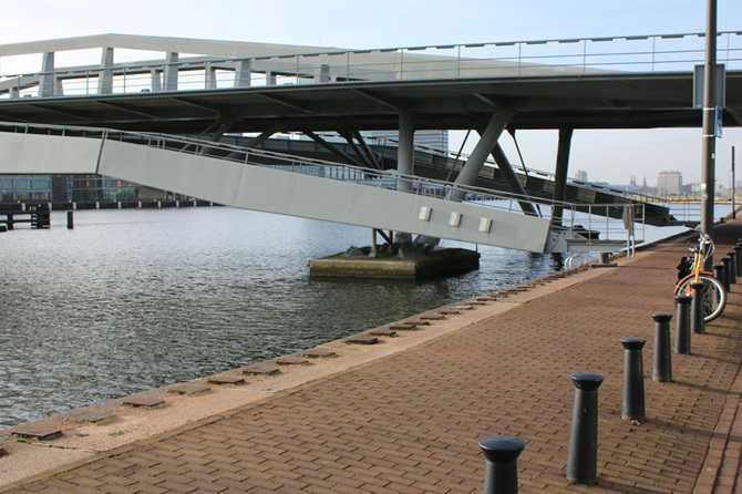 Location Jan Schaeferbrug - Java eiland