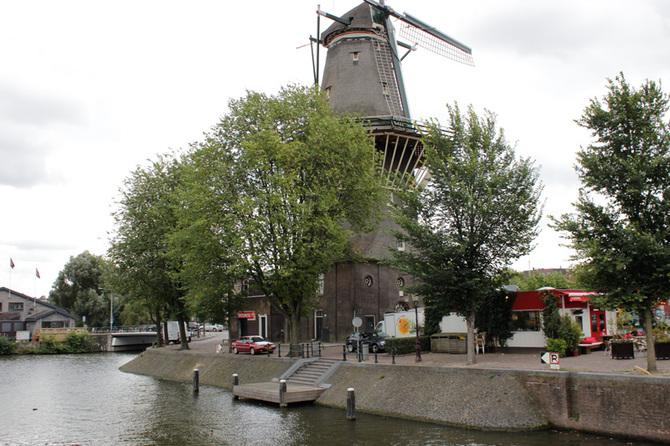 Brouwerij 't IJ - Molen Nieuwe vaart