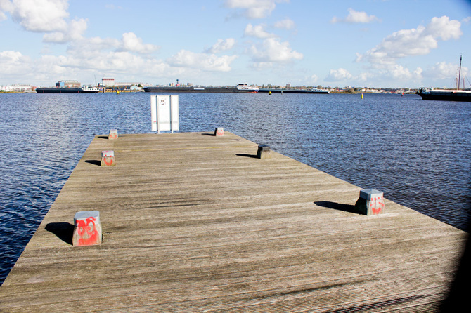 Strand West -  Pont 13