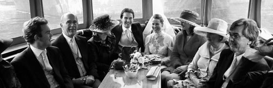Transport de mariage Amsterdam