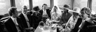 Huwelijksvervoer Amsterdam