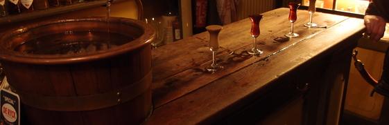 Wynand Fockink tasting Amsterdam
